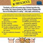Dyslexia in Young Children