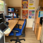 OFFICE READY FOR DYSLEXIA ASSESSMENTS